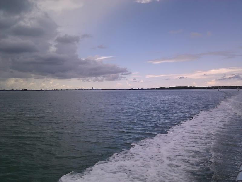Ferry To Palm Island Fl