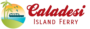 Caladesi Island Ferry Logo