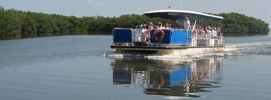 Caladesi Connection Ferry At Honeymoon Island State Park